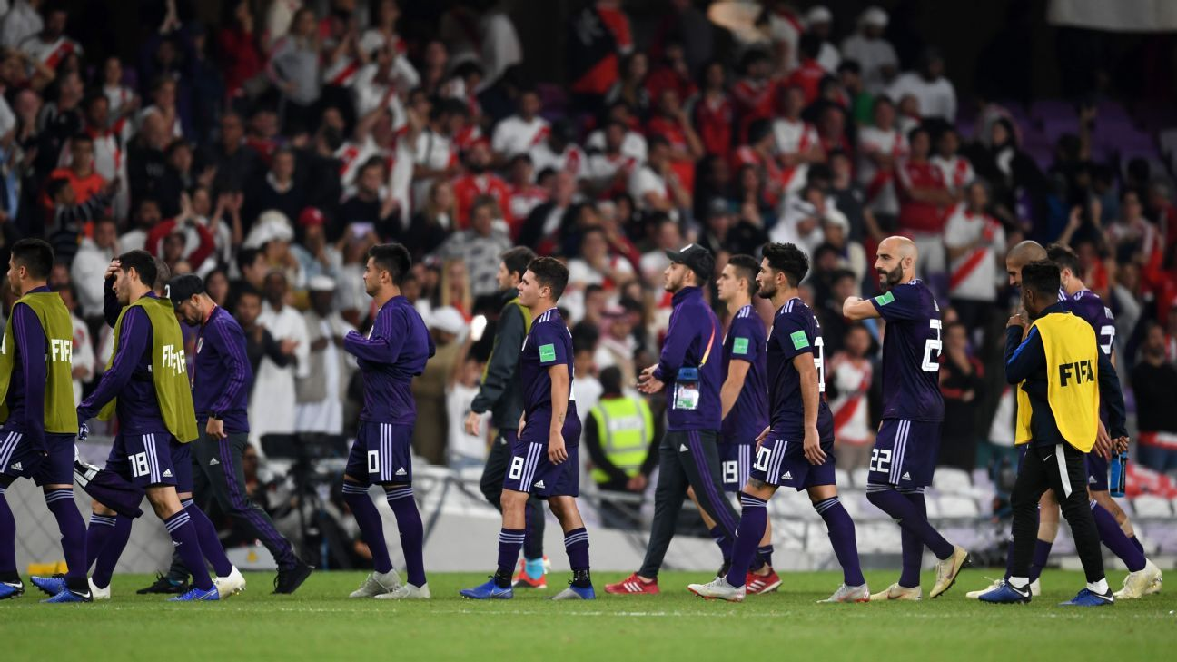 River Plate's elimination to Al-Ain at the FIFA Club World Cup is just the latest embarrassment for South American football.