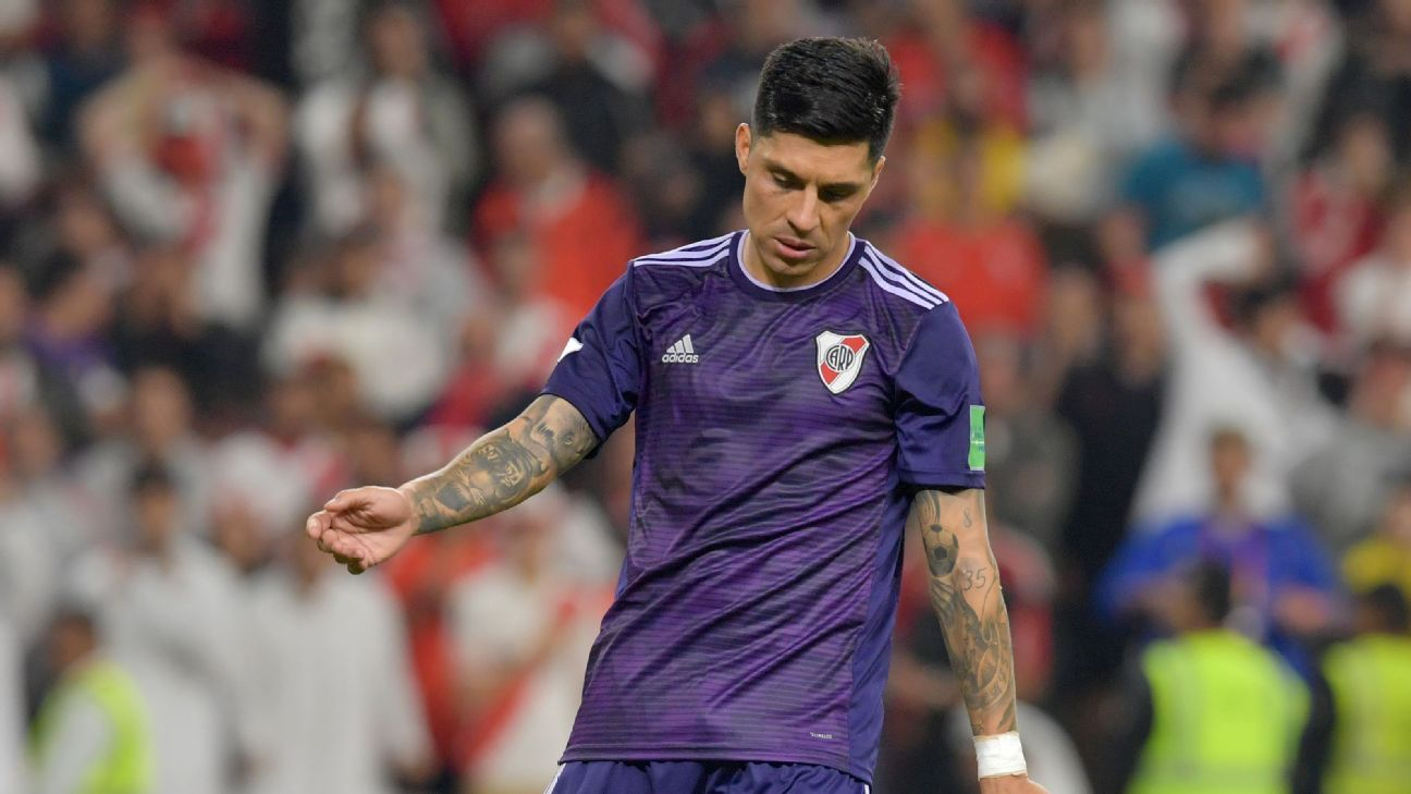 Enzo Perez's penalty miss vs. Al-Ain ensured South America's Club World Cup representative would miss out on the final for the second time in three years.