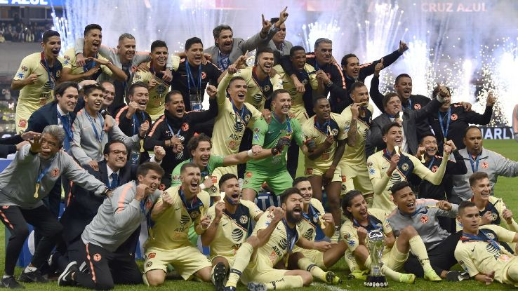 Club America's Liga MX championship put the spotlight of the sport back on Mexico City.