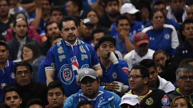 Cruz Azul fans believed this was finally the season to break the curse. Their wait goes on.