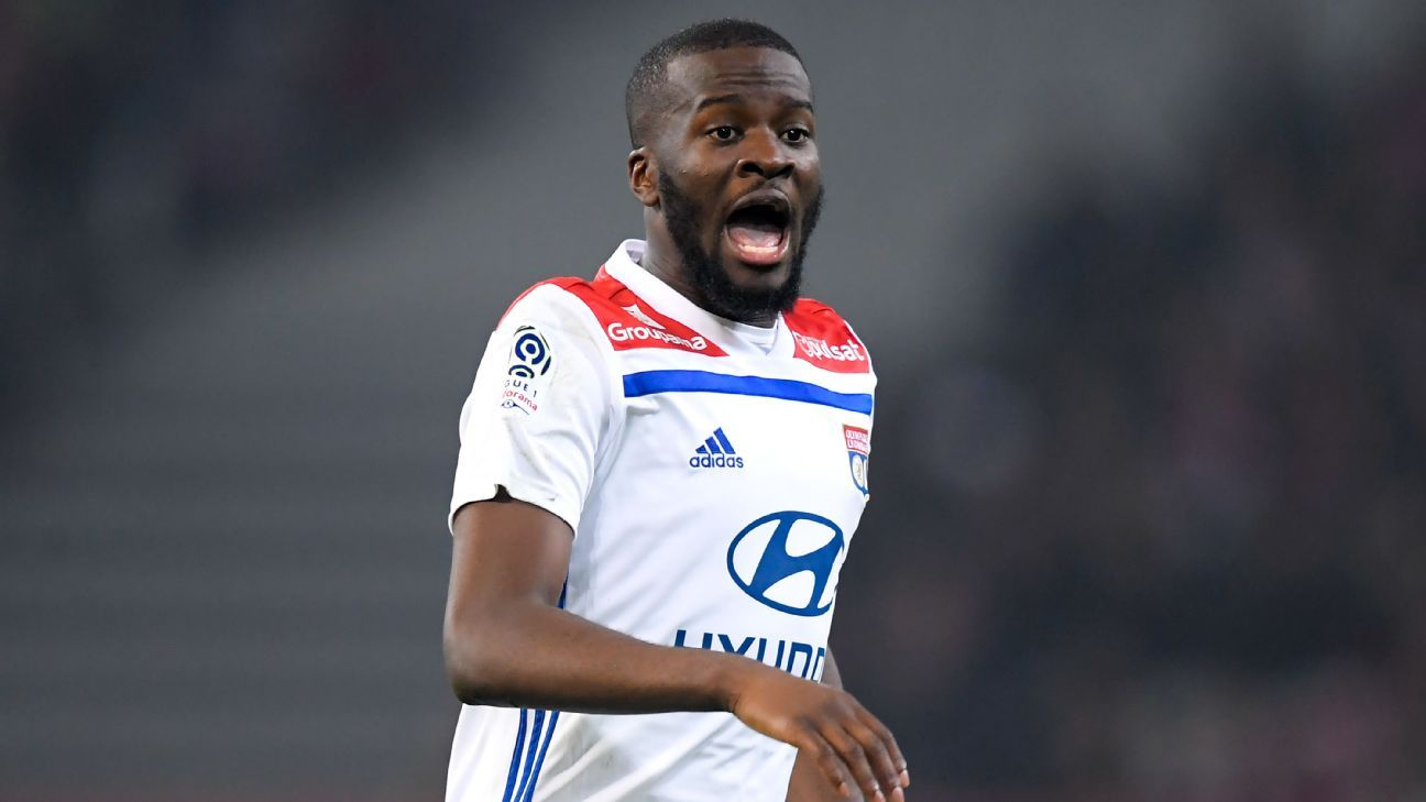 Tanguy Ndombele's agent has said the player could be available for €80 million from Lyon