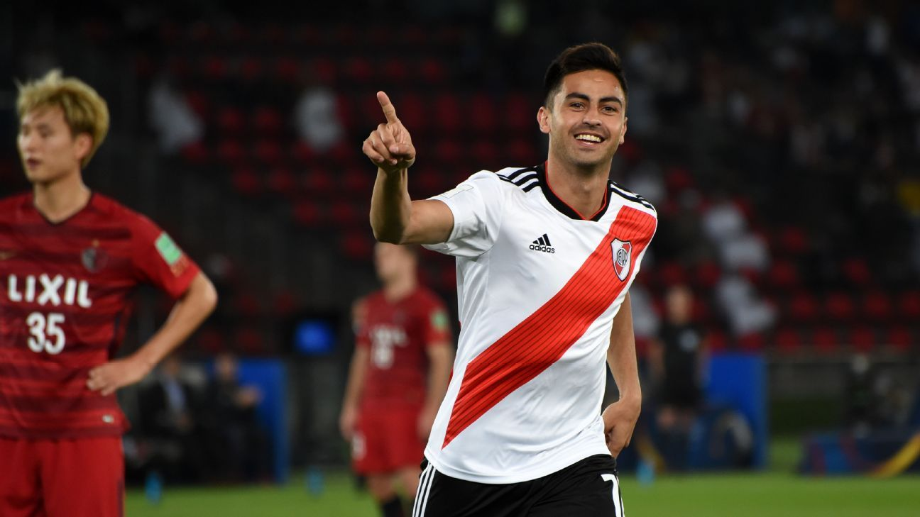 River Plate star Gonzalo Martinez is set to move abroad, an all too frequent trend which has had major consequences on the South American game.