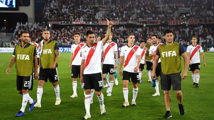 River Plate salvaged third place but failing to reach the final ensured it  was a disappointing tournament for the Argentine side.
