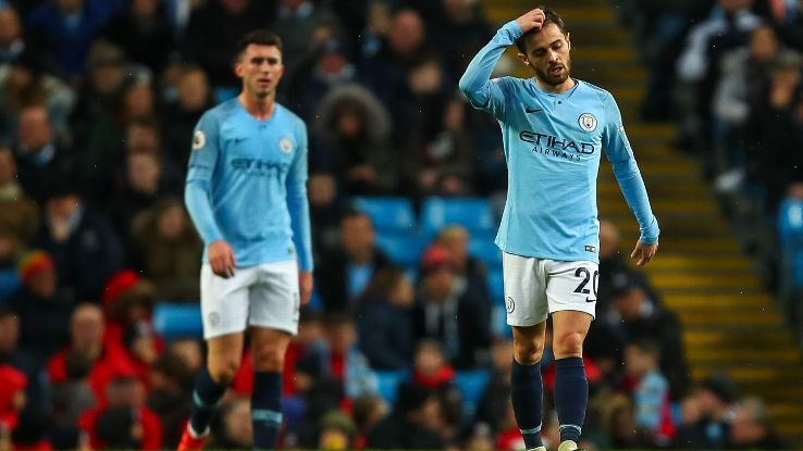 Cracks are starting to show in Man City's seemingly perfect facade due to the pressure applied by Liverpool in this genuine title race. Palace took full advantage.