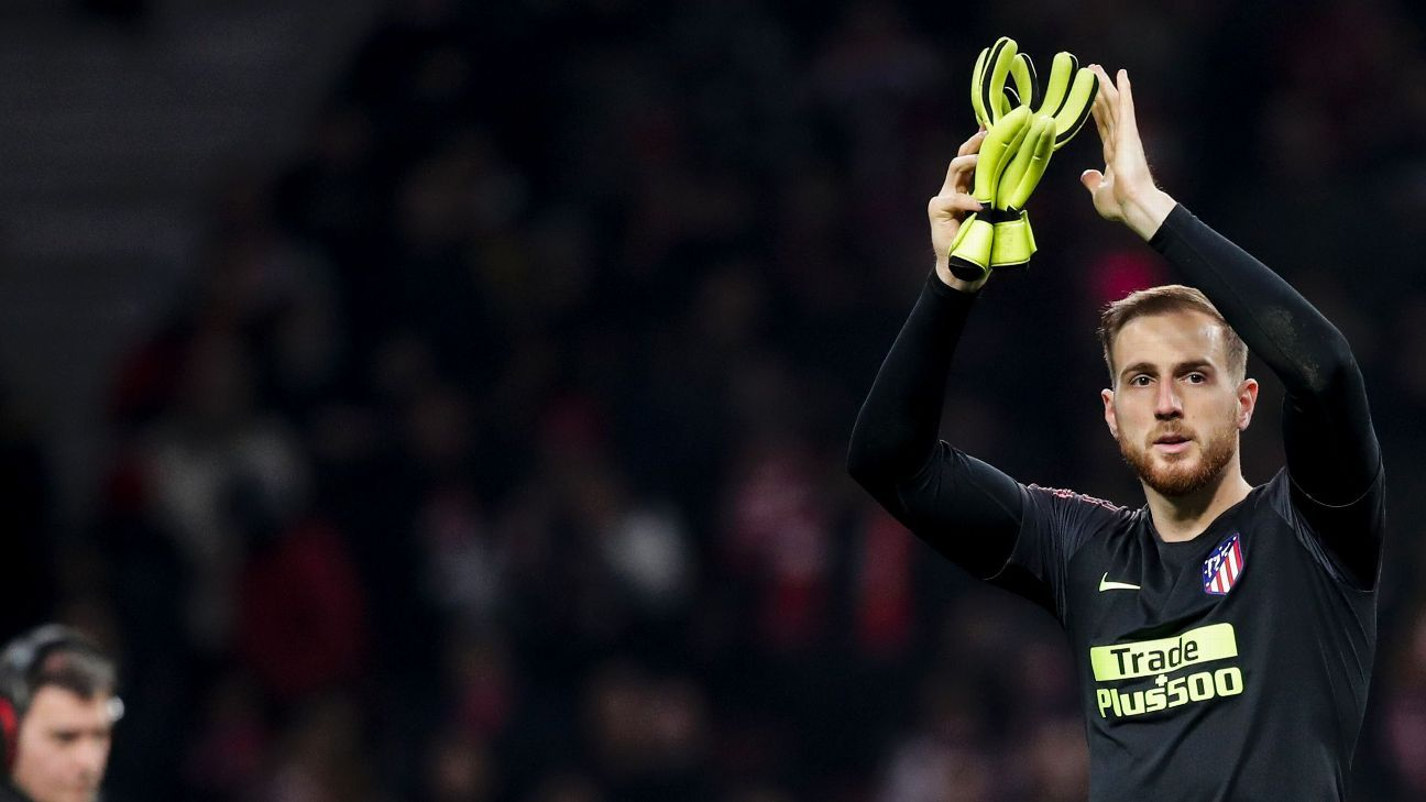 Oblak's brilliance lies in his no-fuss, no-frills confidence between the posts. He's so vital for Atletico Madrid yet there's always a feeling he could soon leave.
