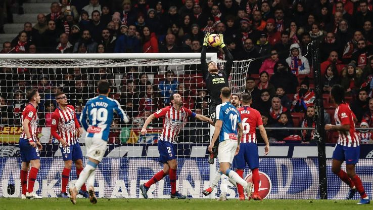 Oblak needed just 178 games to reach 100 career clean sheets and while that owes plenty to his defences, he deserves all the credit for his poise and catching ability.