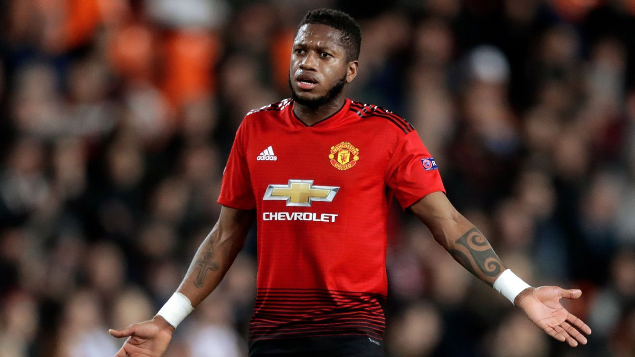 Fred cost Man United a lot of money and simply hasn't found a way to adjust to the Premier League so far.