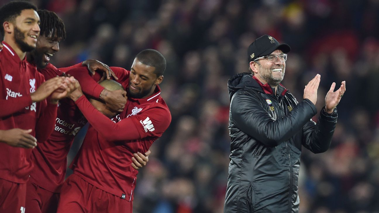 Phony outrage over Jurgen Klopp's full-blooded celebrations after Liverpool wins overshadow the fact that we'll miss him if he leaves the Premier League.