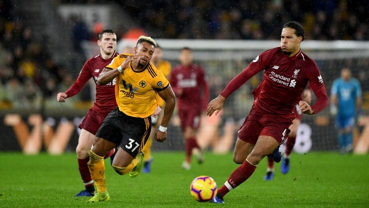 Traore's pace and purpose has been excellent in limited minutes for Wolves as the winger has shown he can cut it at the Premier League level.