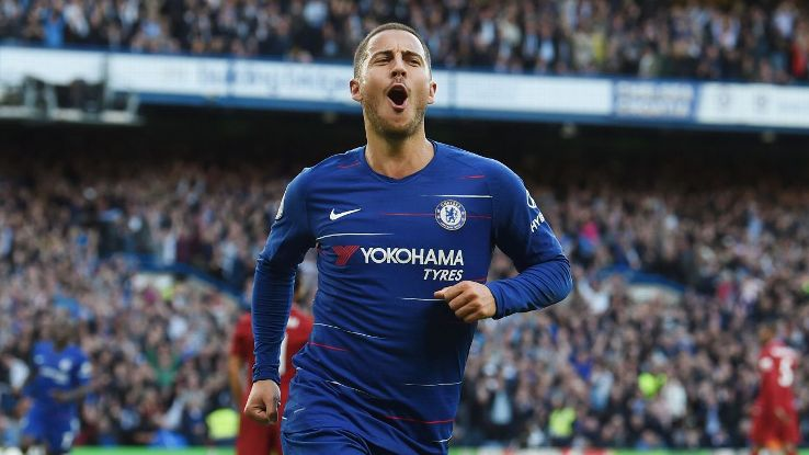 Hazard has gone from strength to strength for Chelsea this season. Where would they be without him?