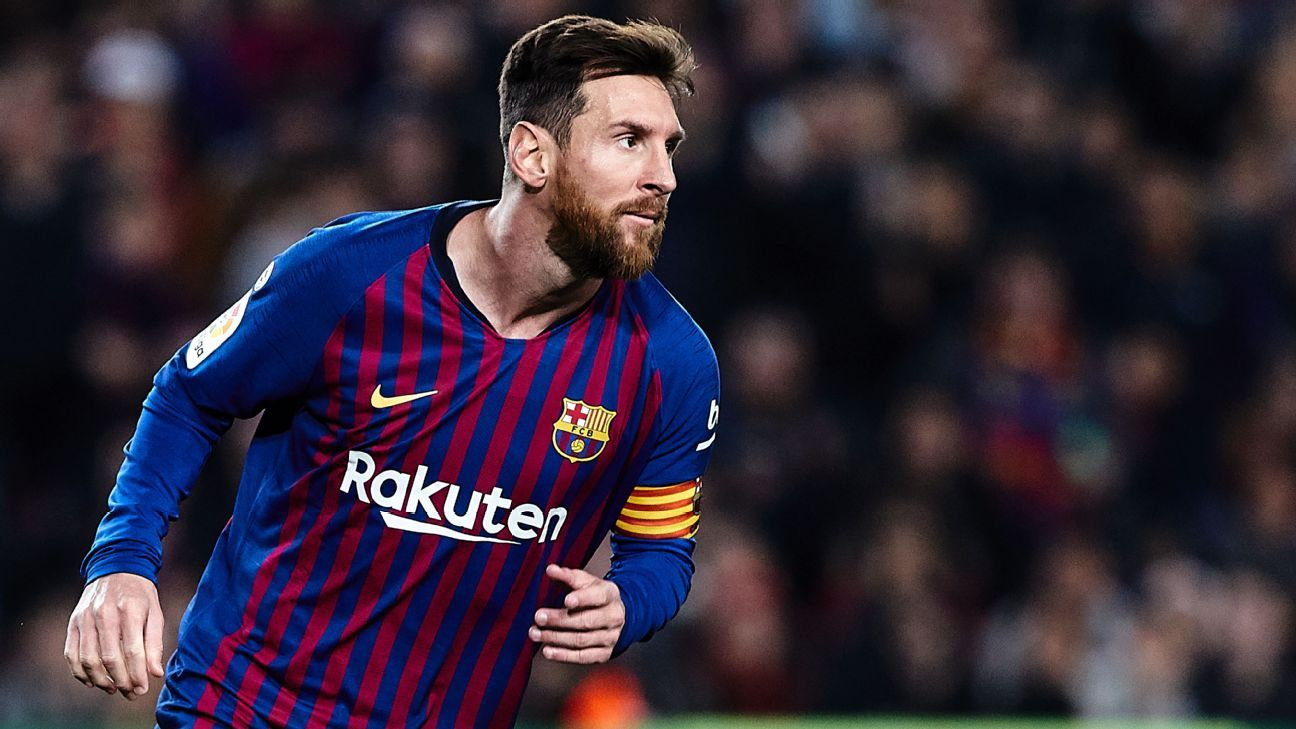 Lionel Messi followed Atlas on Twitter on Thursday but don't expect to see Messi in Liga MX anytime soon.