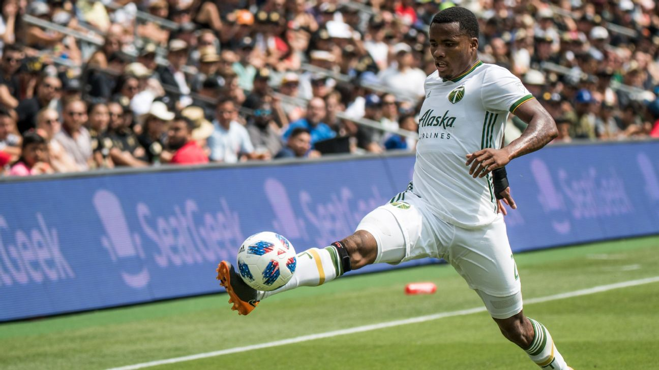 FC Cincinnati acquires defender Alvas Powell from Portland Timbers