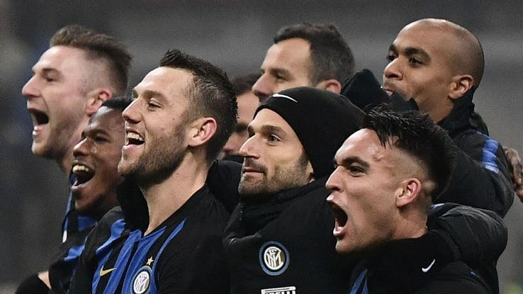 Inter can't let the off-field issues prevent their on-pitch pursuit of a top-three finish in Serie A.