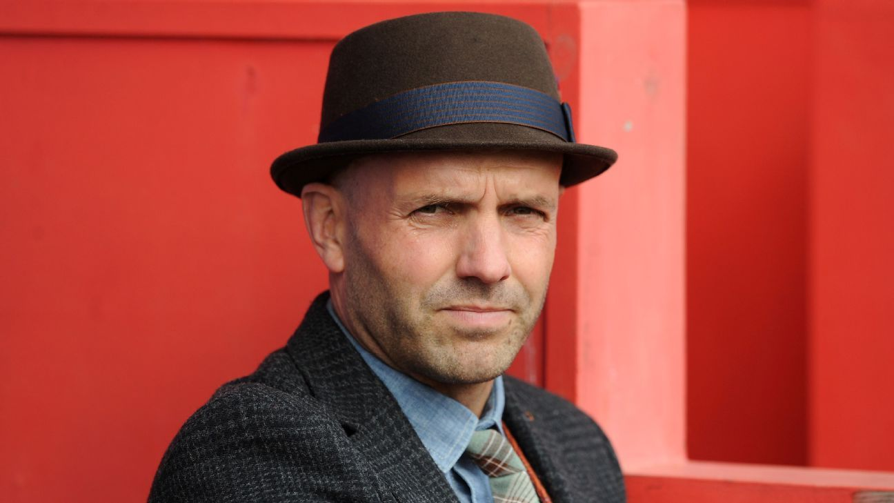 Paul Tisdale is one of the longest-serving managers in English football.