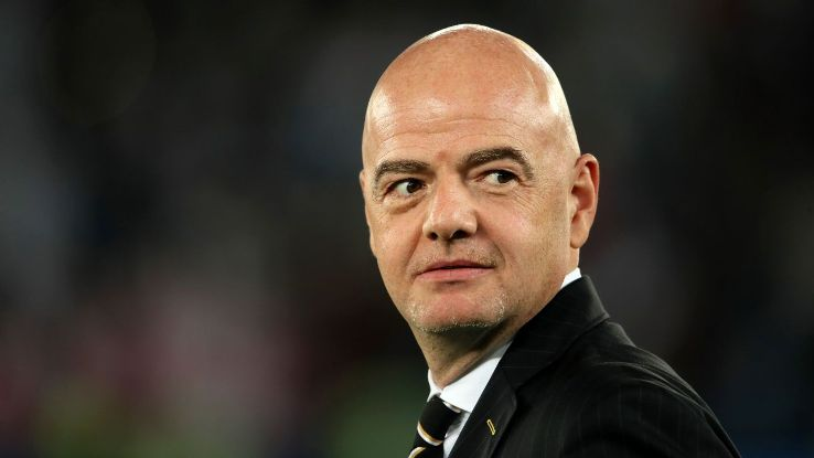 Infantino has been evasive when it comes to plans for the 2022 World Cup and the Club World Cup. It's time for him to work with confederations, not apart.