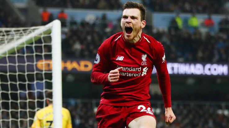 Only two players have more assists than Andy Robertson in the Premier League this season.