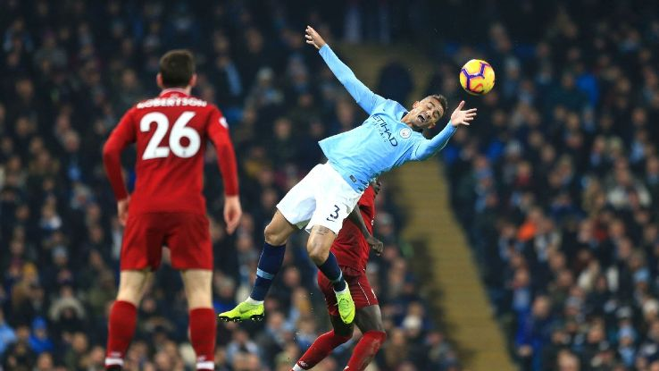 Danilo's struggles vs. Liverpool again highlighted Man City's current predicament at full-back.