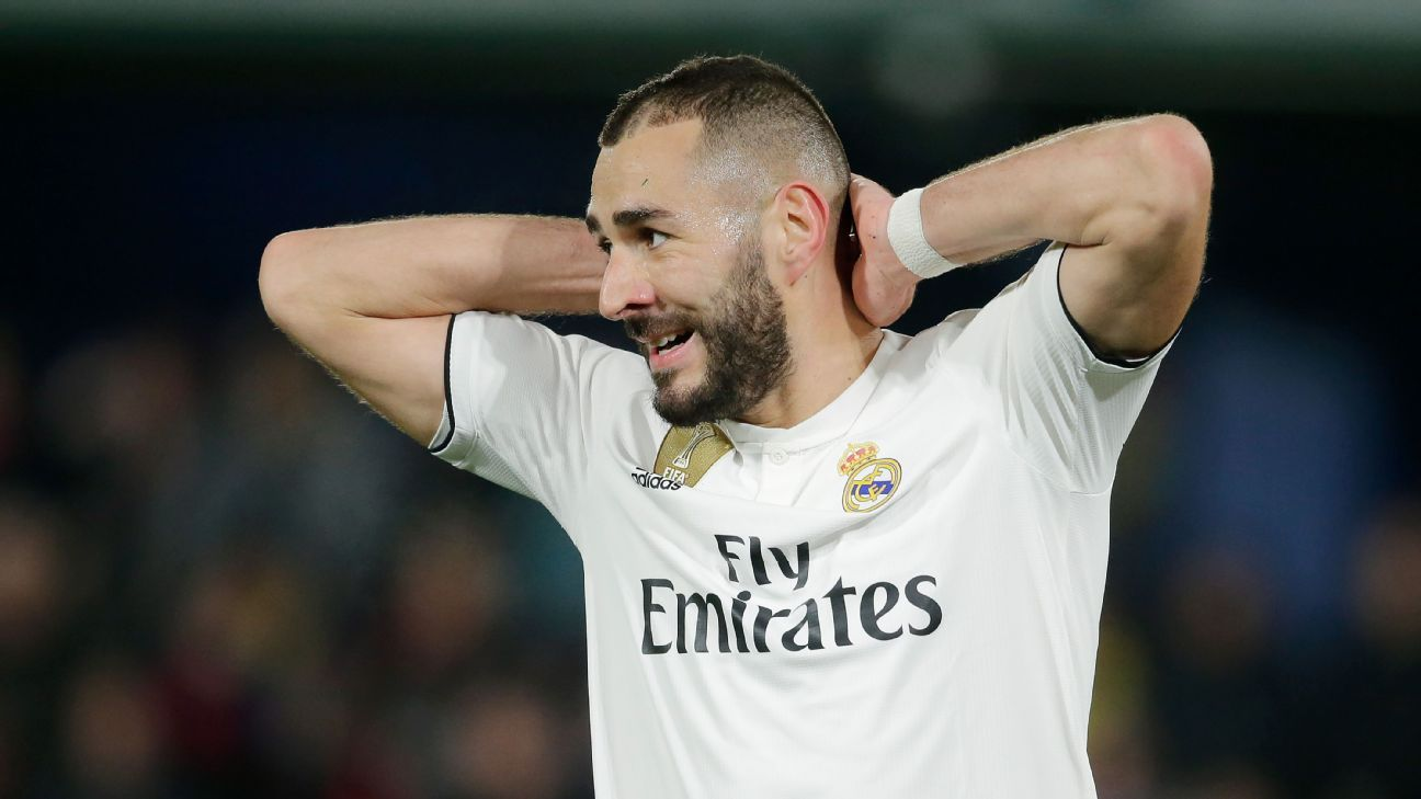 Karim Benzema was a bright spot for Real Madrid against Villarreal, scoring and delivering a vintage performance.