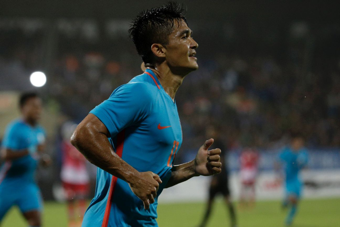 Former JCT coach Sukhwinder Singh says every era has its star and Chhetri is that star of these times.
