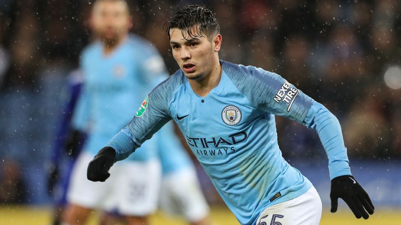 Brahim Diaz Manchester City is set to complete a move to Real Madrid