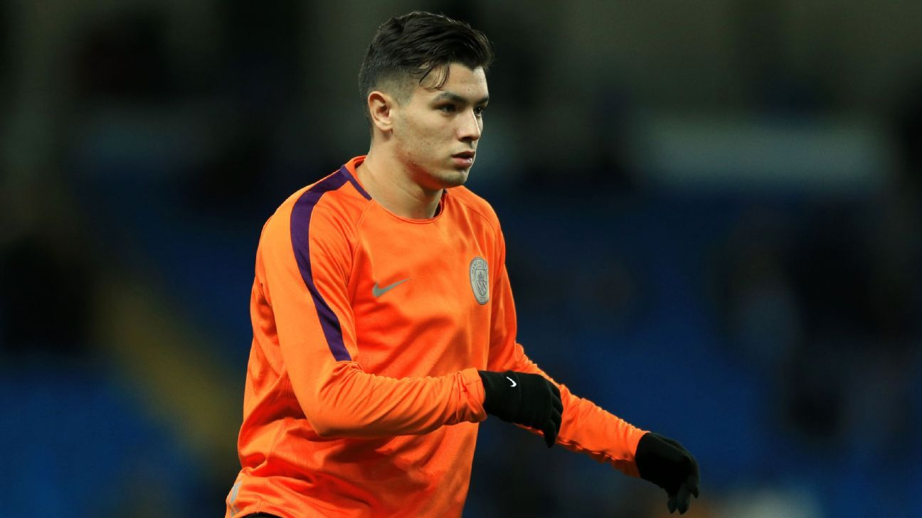 Brahim Diaz has left Manchester City to join Real Madrid.