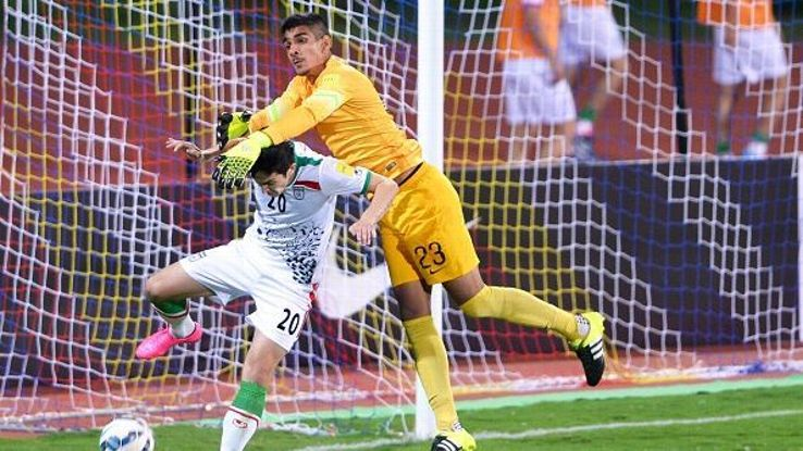 Gurpreet Singh Sandhu is now India's undisputed first-choice goalkeeper.
