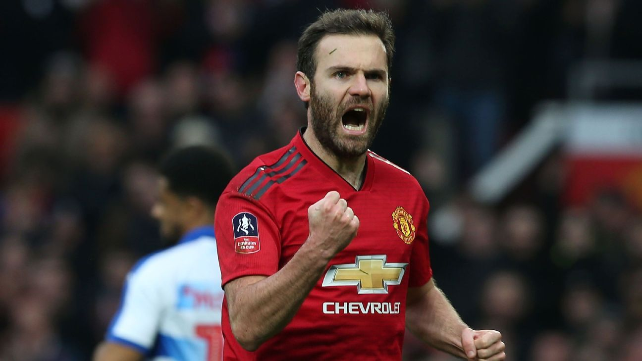 In his time at Man United Juan Mata has repeatedly shown to be a special player and even more importantly, a special person.