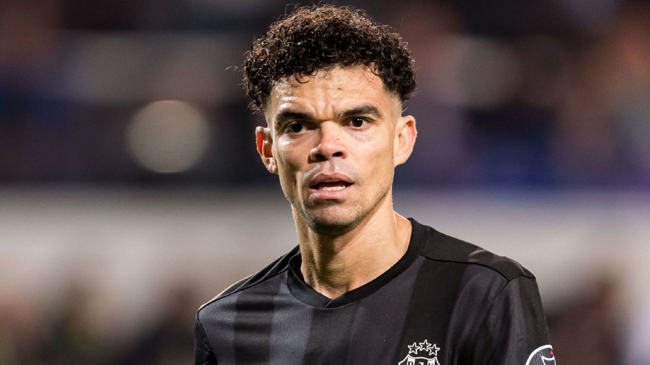 Pepe has joined Porto after having his contract with Besiktas terminated