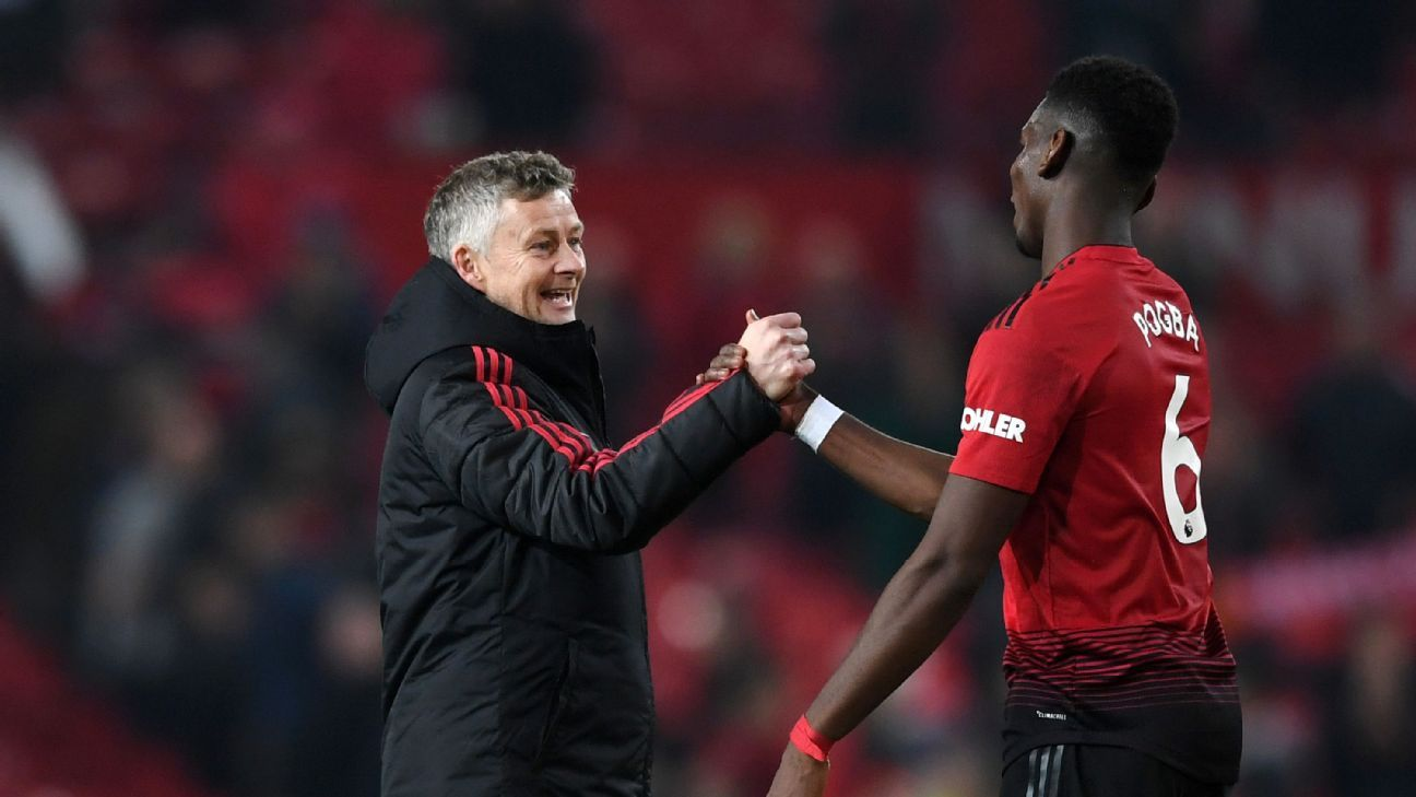 Ole Gunnar Solskjaer has won four from four in the Premier League but Tottenham will serve as his first big test.