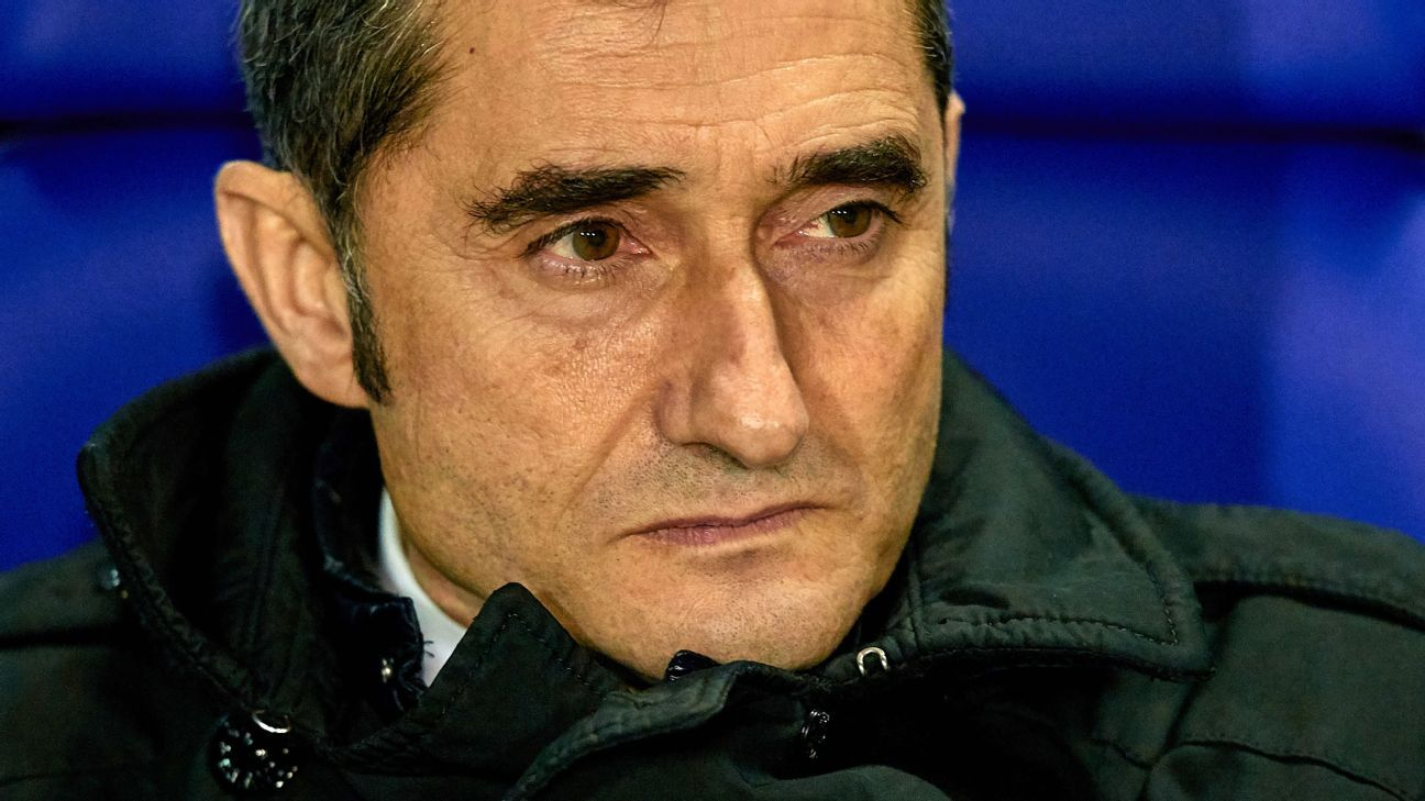 Valverde and Barcelona will likely overturn the 2-1 first leg deficit in the second leg vs. Levante. But should they just let the Copa del Rey go?