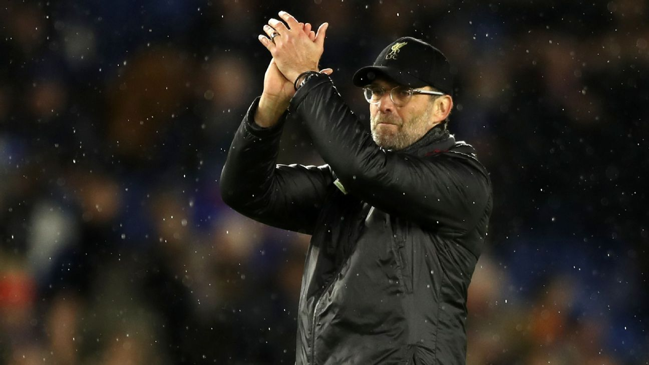Liverpool manager Jurgen Klopp was satisfied with his side's victory away at Brighton