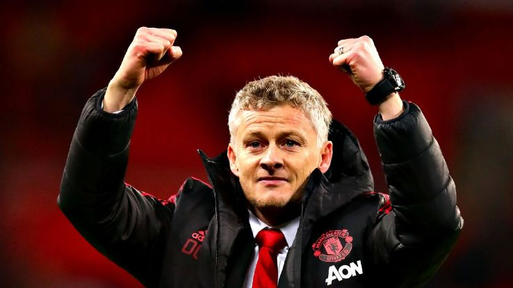 Solskjaer has shown in his six games so far that he's doing a lot more than keeping it simple and using his Man United bonafides to make a difference.