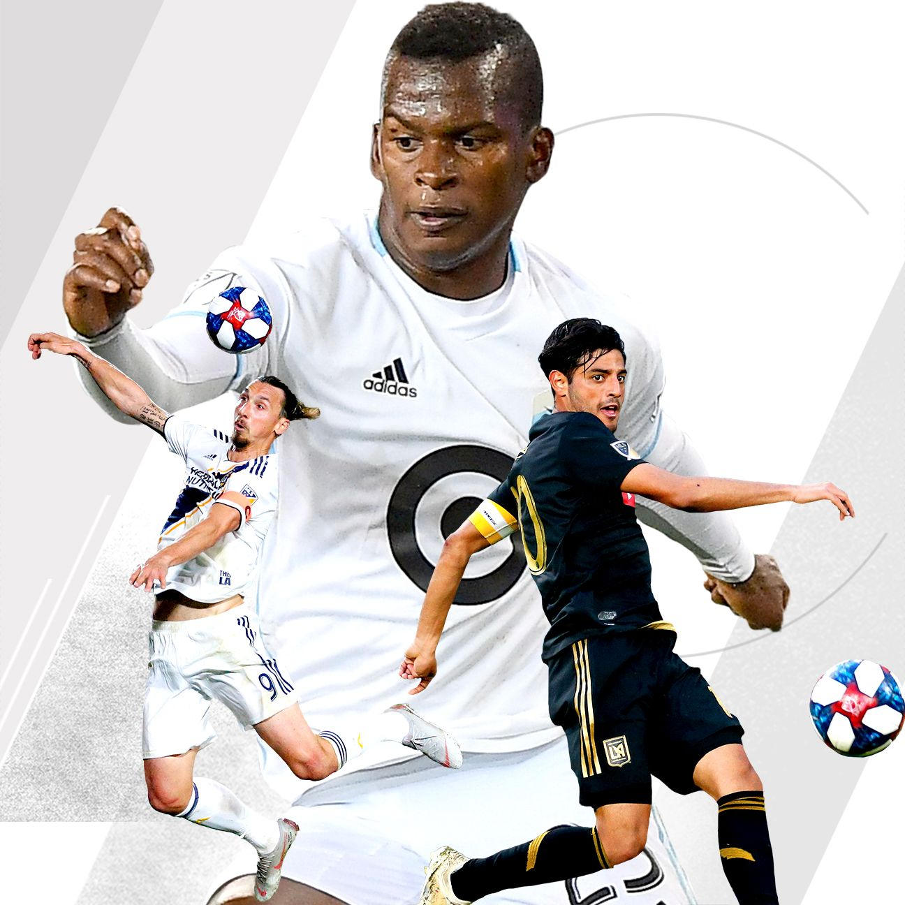 Quintero, Ibra, Vela the kings of MLS Dual Threats: stars with double-digit goals and assists