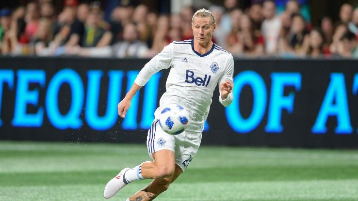 Brek Shea is joining Atlanta United for the 2019 MLS season after Vancouver Whitecaps didn't pick up his contract option.