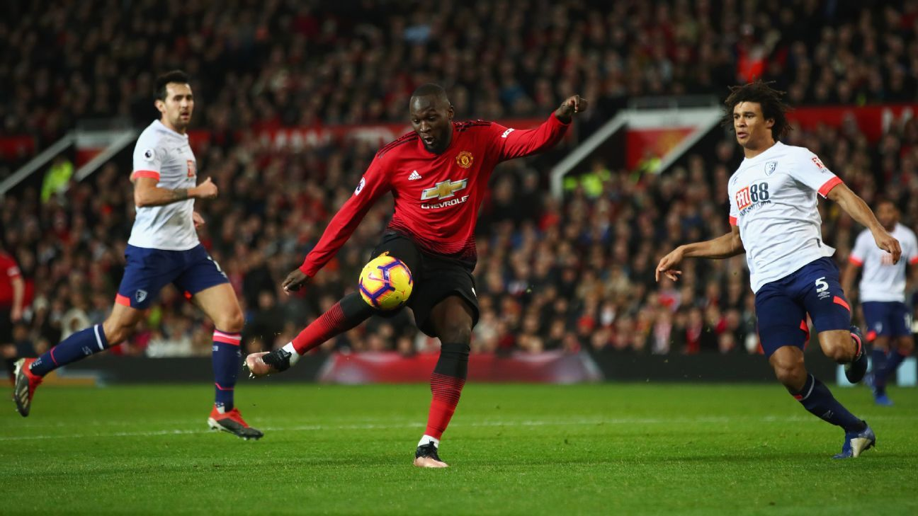 Lukaku's goal vs. Bournemouth could be a sign that he's the next Man United player to get a boost under Solskjaer.