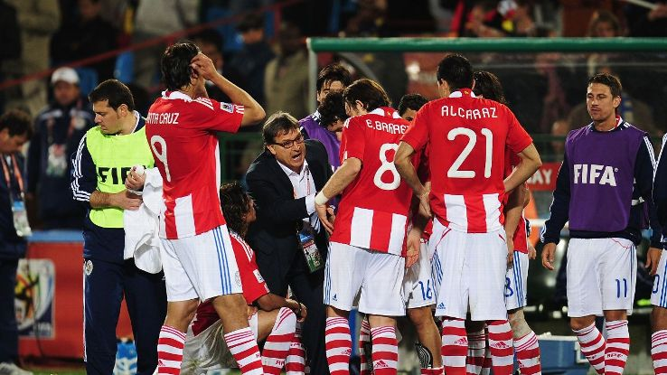 Helping Paraguay to massively overachieve at the 2010 World Cup really put Tata Martino on the map as a manager.