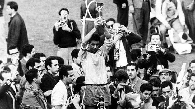 brasil campeon mundo 1962