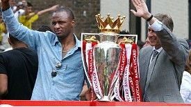 Arsene Wenger brought Patrick Vieira to Arsenal
