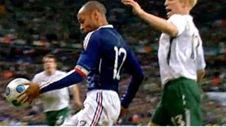 The Thierry Henry handball has brought the issue into sharper focus
