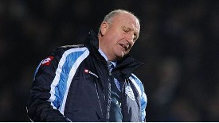 Paul Hart was QPR's sixth manager under Flavio Briatore