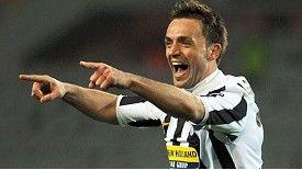 Nicola Legrottaglie celebrates his opener