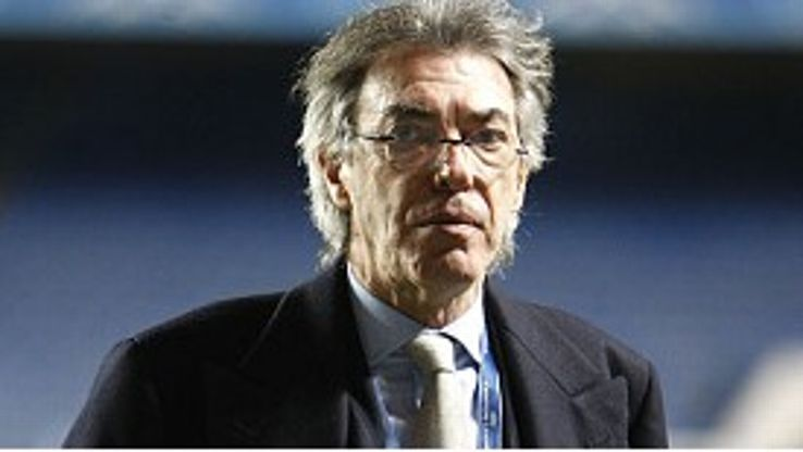 Massimo Moratti recruited Jose Mourinho to win the Champions League