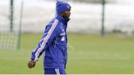 Lassana Diarra won the most recent of his France caps in 2010