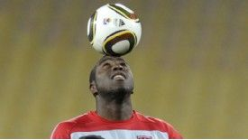 Jozy Altidore: On loan at Bursaspor