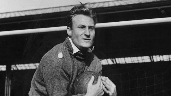 Bert Williams won 24 caps for England