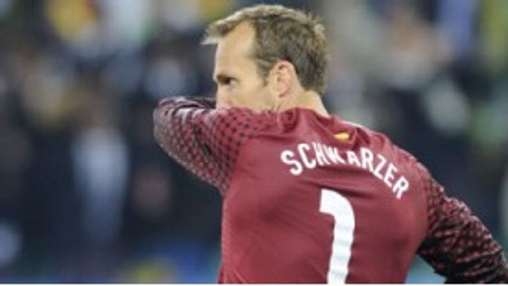 Mark Schwarzer represented Australia at the past two World Cups
