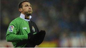 Xisco played on loan at Racing Santander last season
