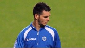 Emir Spahic played in Croatia and Russia before joining Montpellier in 2009