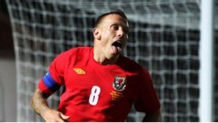 Craig Bellamy: Missing for Wales