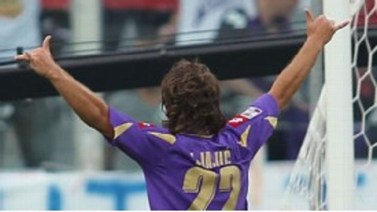 Inter are rumoured to be looking at Adem Ljajic